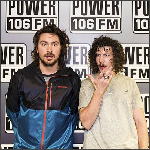 peking duk, power 106, powertools, interview, radio station, west coast, news
